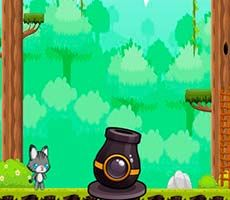 Kitty Bubble Shooter