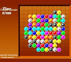 Mahjong Bubble Shooter
