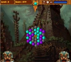 Bolas de Colores Bubble Shooter