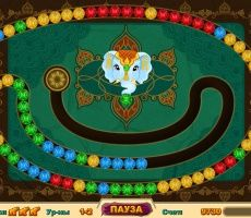 Mystic India Zuma